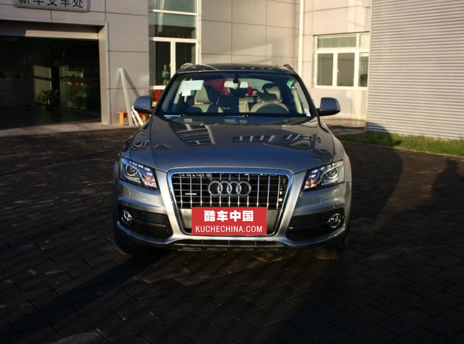 奥迪q5外观图 奥迪 车型图库 酷车中国 高清图片