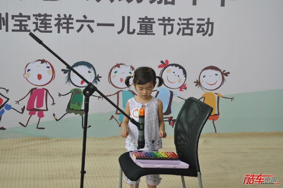 郑州宝莲祥六一儿童节活动缤纷落幕