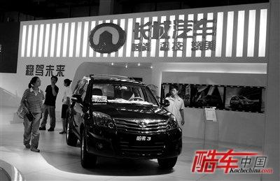 记者上周从长城汽车获悉,长城正在俄罗斯建设一个5万辆产能的新工厂