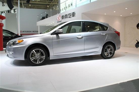 东南汽车新款紧凑型车v6菱仕 有望明年上市 高清图片
