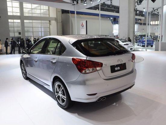 东南汽车新款紧凑型车v6菱仕 有望明年上市