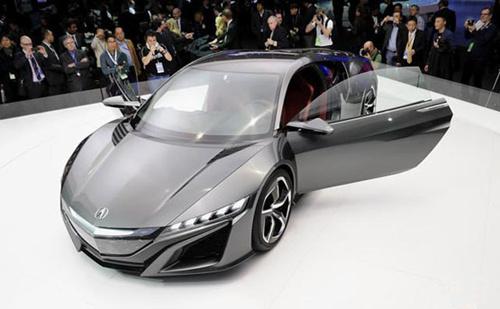 本田为讴歌打造新车型 投资10亿美元高清图片