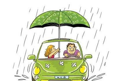 优惠促销 车主必知的雨天汽车养护三大细节  很多车主遇到雨天开车就