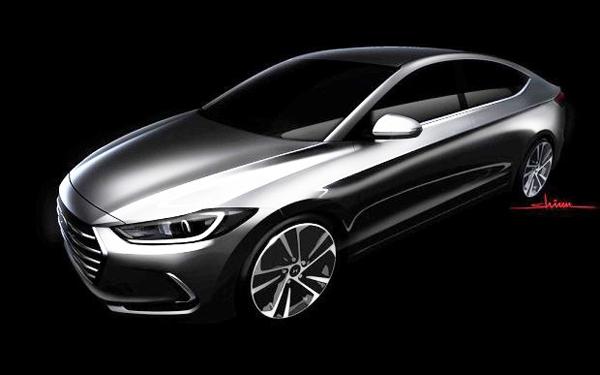 近日,有媒体曝光了一组北京现代全新车型的白车身谍照。据悉,该车内部代号为AD,该白车身疑似新一代伊兰特的国产版车型,预计这款车有望在2016年正式推出。  通过对比此前曝光的海外新一代伊兰特设计图可以看出,其与海外新一代伊兰特在车身细节上基本保持了相同的设计。其中该车的发动机舱盖同样有着两条凸起的棱线,并且与A柱相衔接,同时,该车发动机舱盖前端两侧前灯组的位置线条较为平滑,这也与海外新一代伊兰特设计图中的造型较为吻合。    车身侧面采用了单腰线的设计,尾灯与腰线相连,C柱至车尾的过渡也较为平滑,并在后备