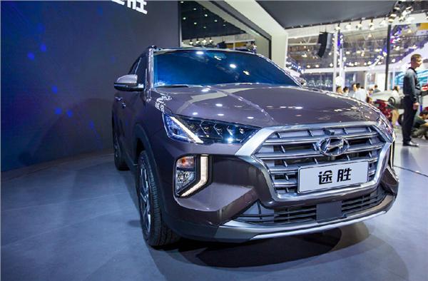 是时候展现真正的技术了 北京现代成都车展发招