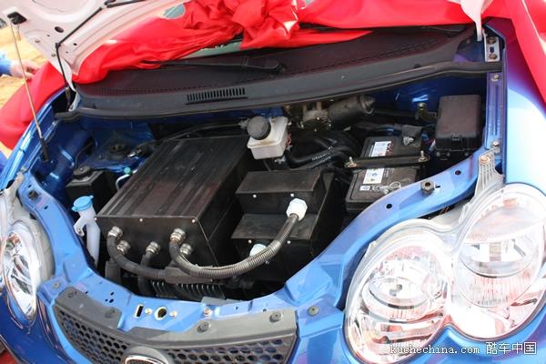 海马王子纯电动车高清图片