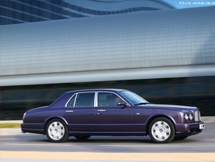 宾利Arnage2007款 Arnage Red Label(带隔屏)