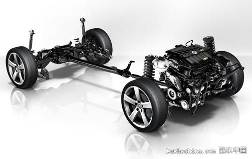 国产大众cc配全新发动机