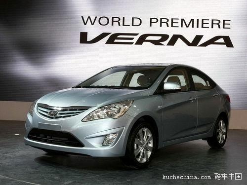 低价位实用小车 北京现代瑞纳身世揭密