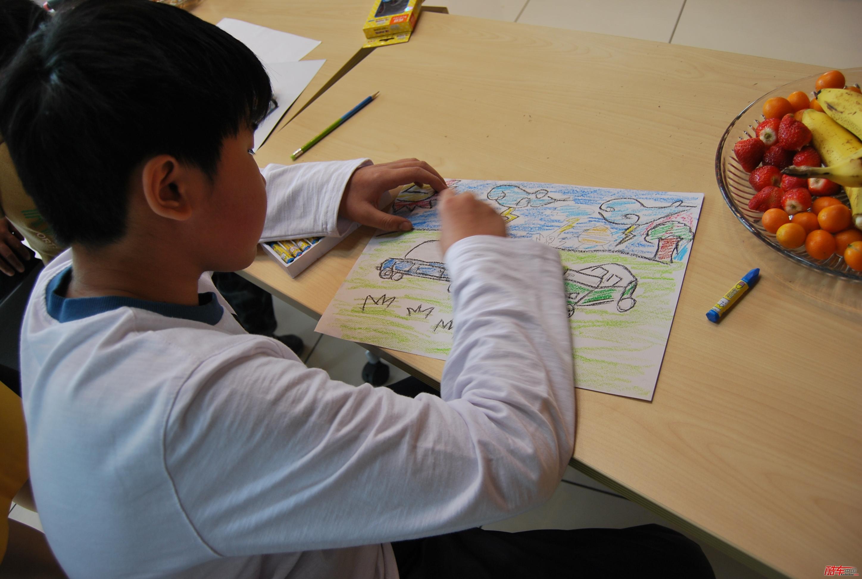 雷克萨斯儿童绘画大赛绘出幸福生活