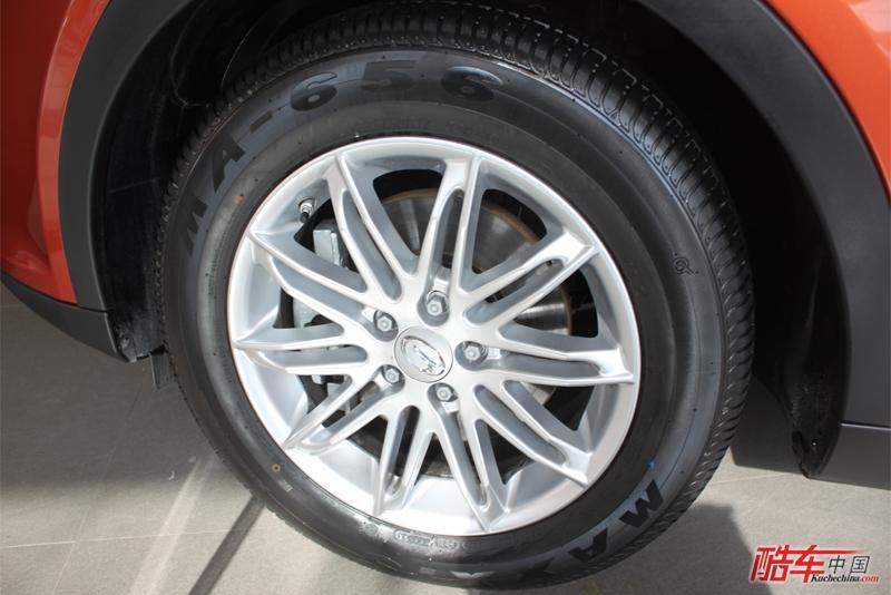 传祺GS5轮胎